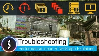 Troubleshooting - Network Graph & Performance Icons EXPLAINED!