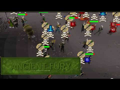 Ancient Fury vs Fools - ft. RoT & SV
