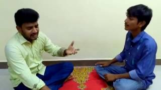 Bantu Reethi kolu krithi teaching by Ameena shaik student :Anand Wesley