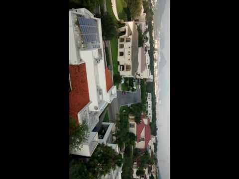 Paneles solares en Mty casa con mas de 30 ton en climas