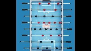 Foosmaster by Desperado. Professional table soccer