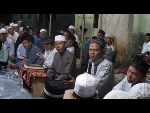 Kh Ali Mustofa Al Hafidz MA acara malam 7 hari Alm Bpk Tajih