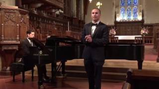 You Raise Me Up - Performed By: Jack Harris Video