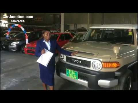 Car Junction - Happy Customers from Tanzania