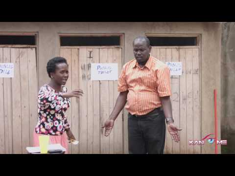 The time waster. Kansiime Anne.  African Comedy