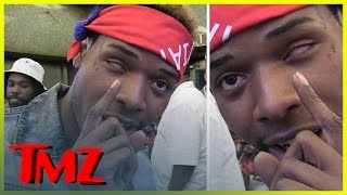 Fetty Wap    '679' Rapper Explains How He Lost His Left Eye | Tmz