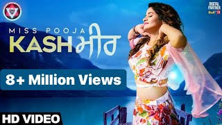 Miss Pooja - Kashmir | Official Music Video | Latest Song 2018 | G guri |Tahliwood Records