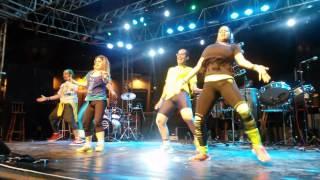 Gloria Estefan ft Daddy Yankee Conga Limbo ZUMBA - Master Class Zumba Estância Nativa