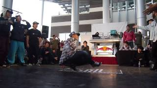 BUZZ STYLE break 2012 東日本大会 2回戦 江戸川 vs Ambulance chaser