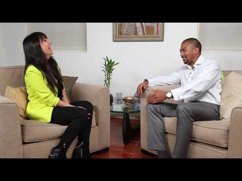 Mitra's All Access  with Charles Michael Davis from The CW's
