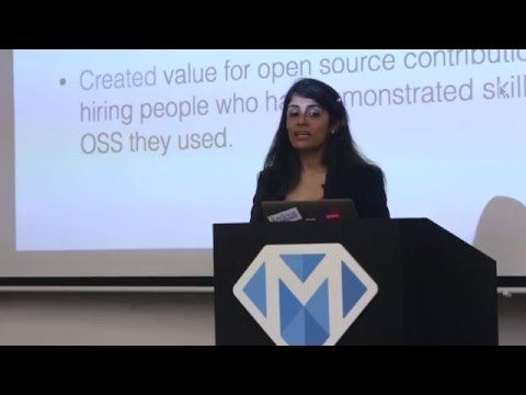 Sustainable Open Source Strategies - Priyanka Sharma at Impact.tech SF