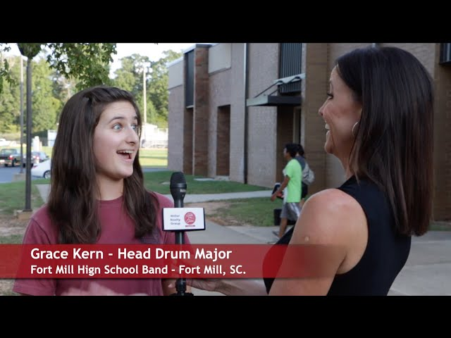 Fort Mill High School Band Bridge To Britain​