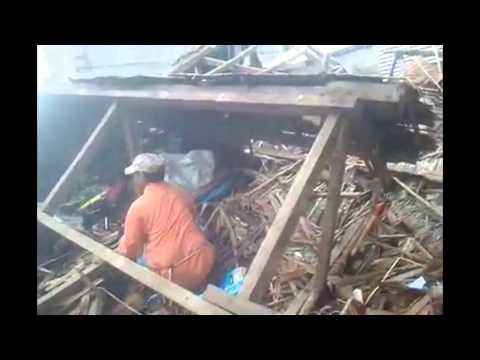 Anito, Gamay Northern Samar Super Typhoon Yolanda