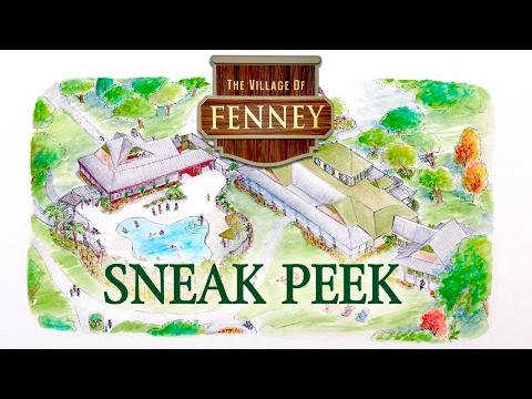 Vmail - Sneak Peek of The Village of Fenney