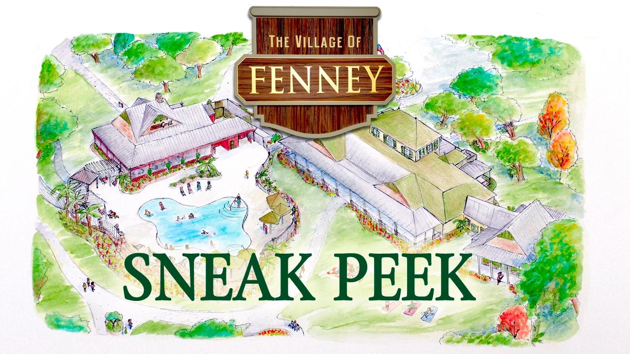 Vmail  Sneak Peek of The Village of Fenney  YouTube