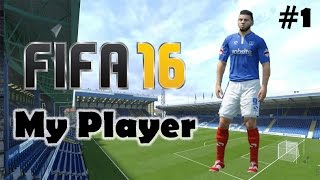 One of BFordLancer48's most viewed videos: 'The Beginning' | Episode #1 | FIFA 16 My Player w/Storylines (The American Legend)