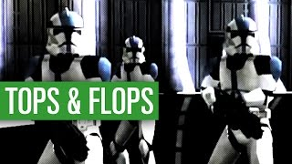 Star Wars Games | Tops & Flops