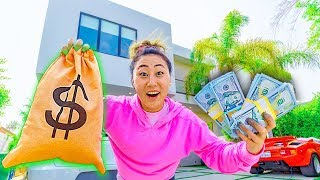 Download I HID $10,000 IN HUGE MANSION!! Mp3 and Videos