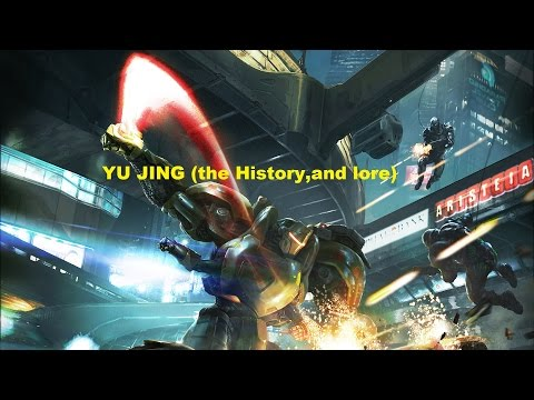 Yu Jing (the history ,and lore)