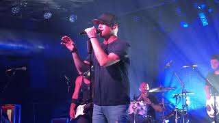 Cole Swindell All Of It album release party in St Louis 8/17/18 - The Ones Who Got Me Here @coleswi