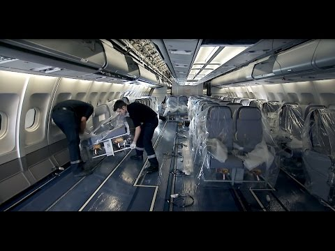 Hamburg: The Aircraft Interiors Region