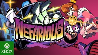 Nefarious | Trailer | Xbox One