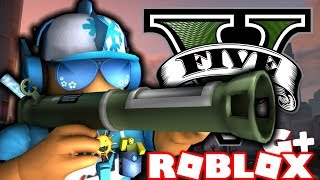 EXPLODING EVERYTHING IN THE ROBLOX GTA 5! -MOON CITY 🌙