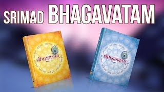 Now Srimad Bhagavatam Book is available on all Giri Outlets @ just 700 Rupees | 2 Volumes