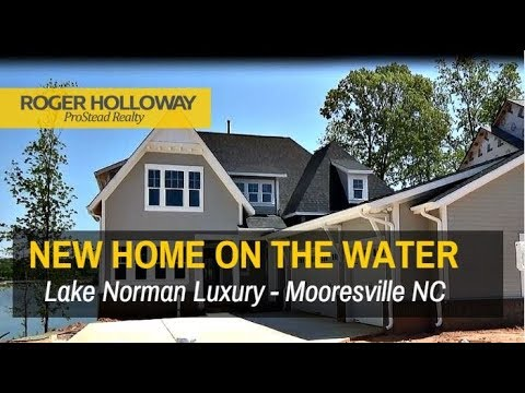 Lake Norman Waterfront Nest Homes for Sale - Lakewalk