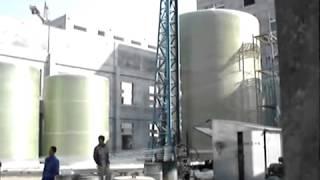 Вертикальная намотка(Этот процесс прежде всего используется для изготовления групногабаритных, нетраспортабельных пустотелых..., 2014-10-23T10:36:27.000Z)