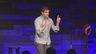Hunter Duncan at Cap City Comedy Club