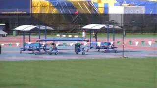 Icahn Stadium New York Relays 4x100 Sub-bantum boys