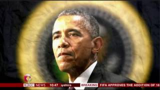 Obama legacy as seen by the BBC