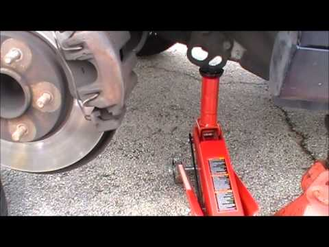 When To Replace Shocks And Struts >> XJ8 change shocks - YouTube