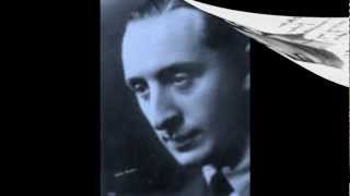 Vladimir Horowitz  1951 Rachmaninoff Piano Concerto No.3 in D minor