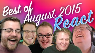 REACT: Best of August 2015