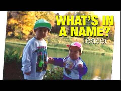 Day In The Life Of An Asian/Ethnic Name | TEASER