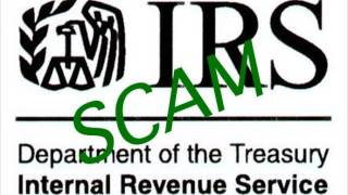 IRS Scam Call - Local Sheriff called on case.