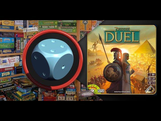 7 Wonders Duel - Como Jogar
