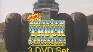 BEST MONSTER TRUCK CLASSIC CRASHES | Battle, Return and War of the Monster Trucks