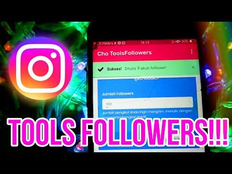 Cara Menambah Followers Instagram Paling Terbaru