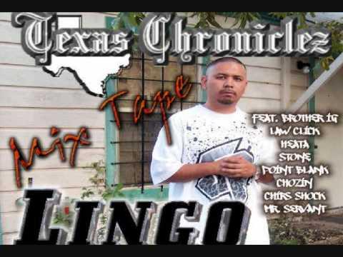 lingo - up in texas - texas chronicles mixtape