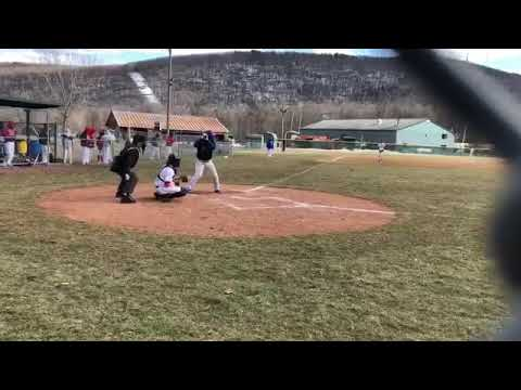 Quintaryis Bournes : Home Run Vs. Ulster County Community College