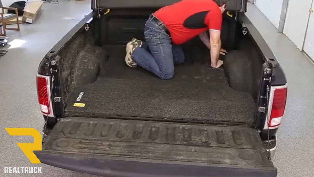 BedRug Classic Bed Mat Install Video