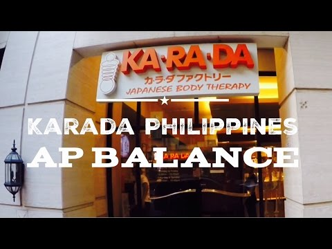 Karada Japanese Body Therapy Manila Philippines Atlas and Pelvic Balance by HourPhilippines.com