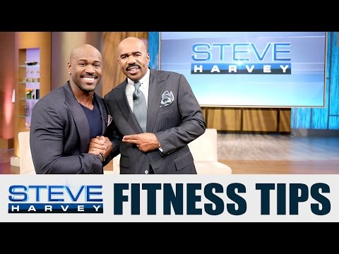 Dolvett Quince, Tips to Motivate You || STEVE HARVEY - YouTube