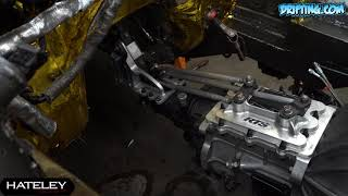 Andy Hateley pulls the Supercharged V8 on his E30 BMW so the engine can be rebuilt (Video #2)