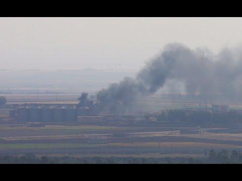 ألمانيا تقترح منطقة أمنية تخضع لحماية دولية شمال سوريا  - نشر قبل 7 ساعة