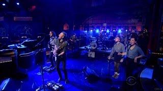 Hiss Golden Messenger - Southern Grammar (Live on Letterman)