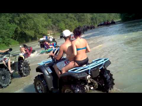 Riding the Comite River July 2, 2011 - 4.1